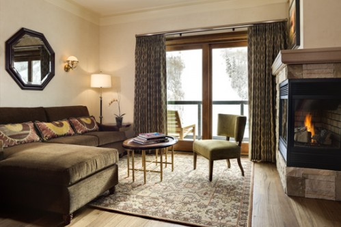 Deluxe Suites at St Regis Deer Valley
