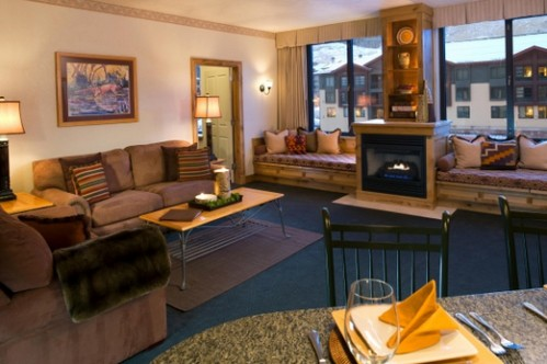 One Bedroom Suite at the Grand Summit