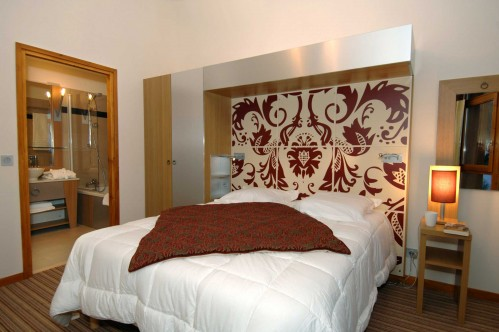 Edenarc, Les Arcs, Double Bedroom