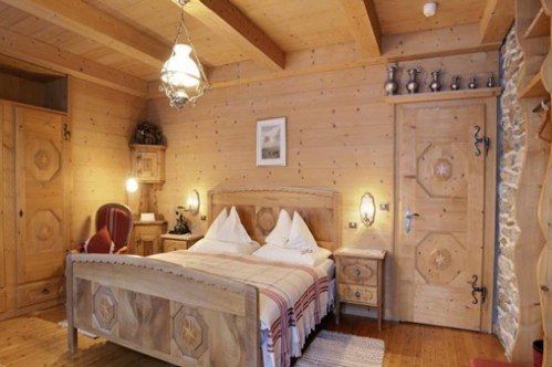 Double Room at Sunstar Boutique Hotel Beau-Site Saas-Fee - Switzerland
