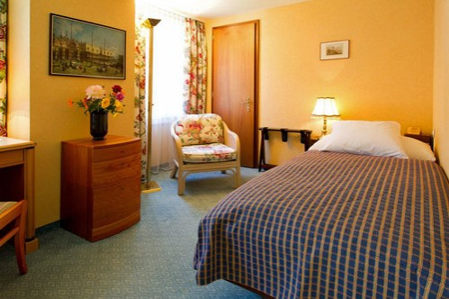 Single Room at Wengener Hof - Wengen - Switzerland