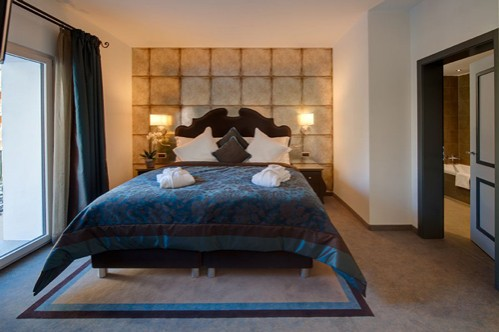 Boutique Junior Suite at Schlosshotel Zermatt - Switzerland
