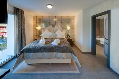 Boutique Triple Room at Schlosshotel Zermatt - Switzerland