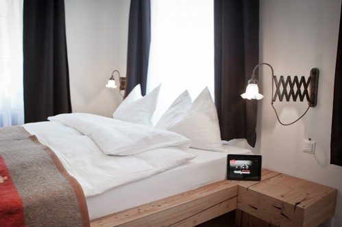 Double Standard - The Dom Hotel - Saas-Fee - Switzerland