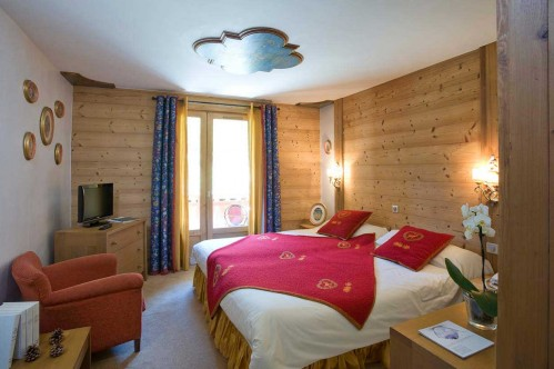 Chalet Double or Twin Rooms