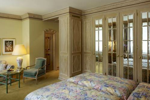 Twin Room at Kulm Hotel - St Moritz - Switzerland