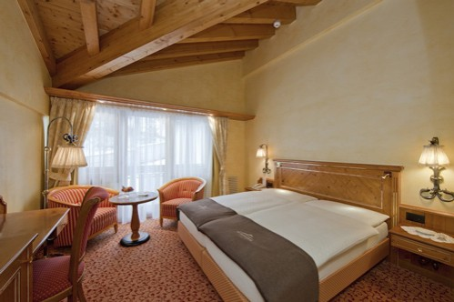 Double Room Matterhorn at Chalet Hotel Schönegg - Zermatt - Switzerland