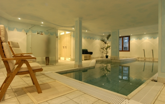Grand Hotel des Alpes - Pool - Chamonix