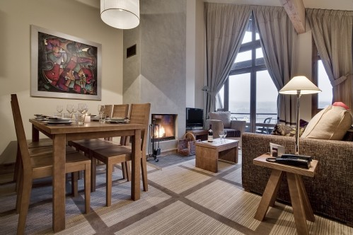 Classic 2 Bedroom Apartment at Flaine Montsoleil