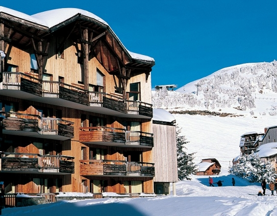 Mountains and Ski Slopes - Résidence Les Balcons du Soleil - Avoriaz