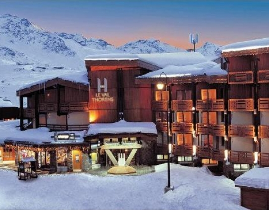 Hotel Val Thorens - Exterior - Val Thorens