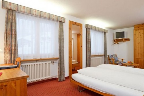 Twin beds Hotel Sport