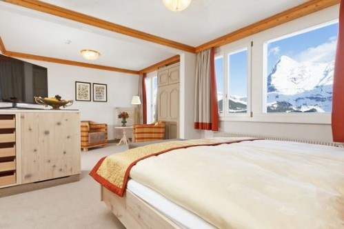 Junior Suite, Hotel Eiger