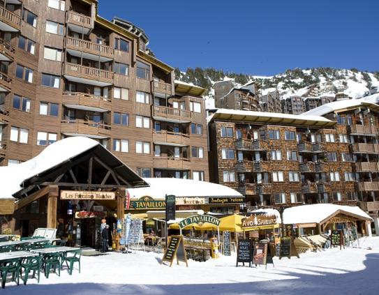 Outside Image-Les Fontaines Blanches-Avoriaz-France