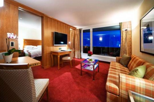 Junior-Suite Arosa Kulm