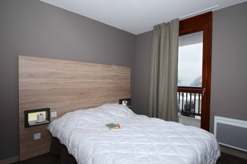 Residence Le Panoramic, Flaine - Example Bedroom