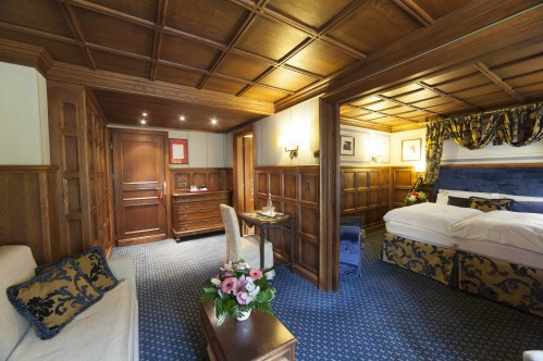 Grand Hotel des Alpes - Chamonix  Brevent-Suite