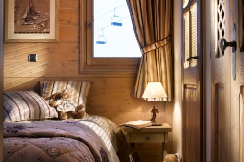 Bedroom in Les Granges du Soleil - CGH - La Plagne, France