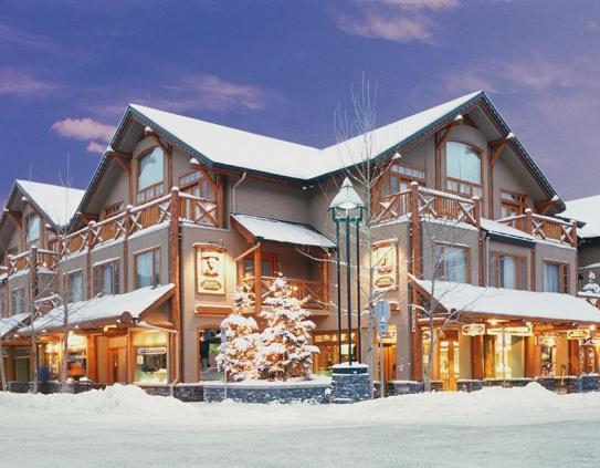 Brewsters Mountain Lodge - Banff