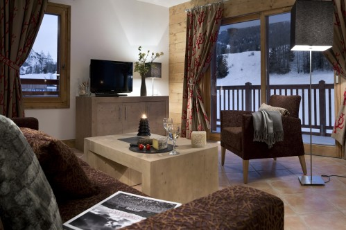 Les Chalets de Layssia -appartement example