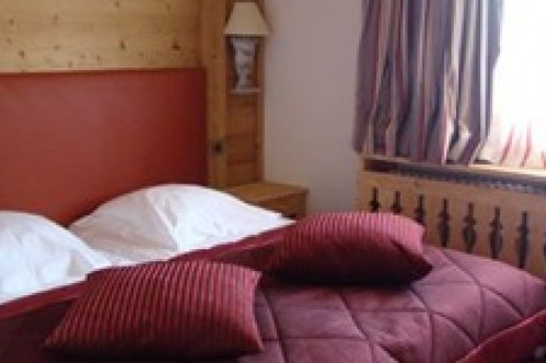 Hotel Les Ducs de Savoie - Standard double room east or north facing