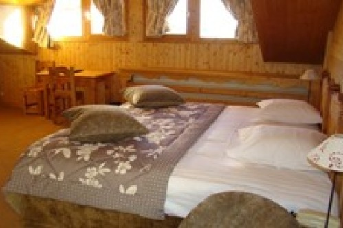 Hotel les Ducs de Savoie Courchevel Superior Double Room with Balcony