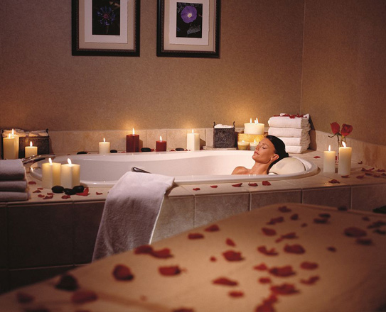 Luxurious Aria Spa at Vail Cascade Resort and Spa