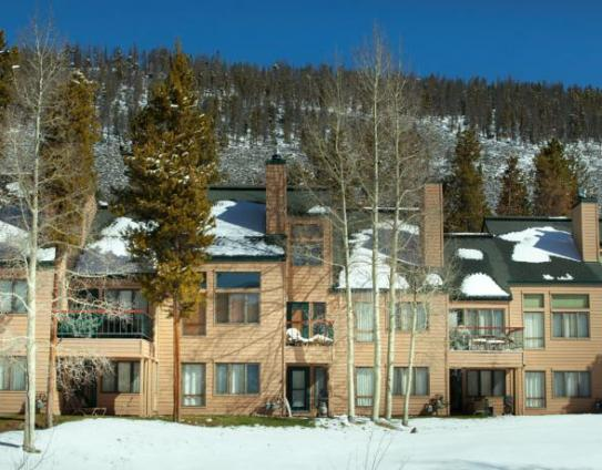 Aspen Ridge Condominiums - North Keystone