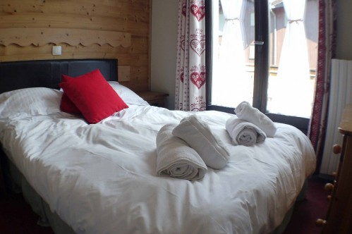 Room 12, Hotel Christiania, Les Gets