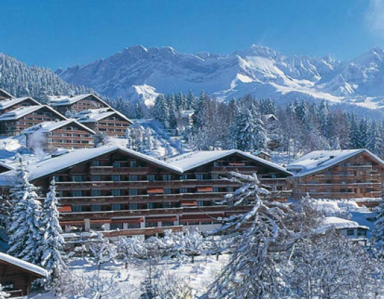 Hotel du Golf & Spa - Villars sur Ollon - Switzerland