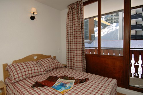 Double Room - Le Rond-Point des Pistes – Tignes-Val Claret