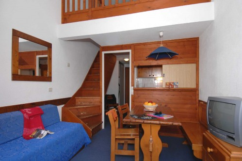Résidence-Club Le Silveralp – Val Thorens - Apartment