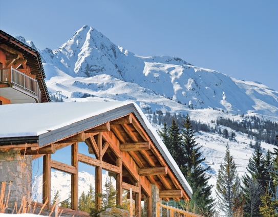 Ski Accommodation-Les Alpages de Reberty-Les Menuires-France