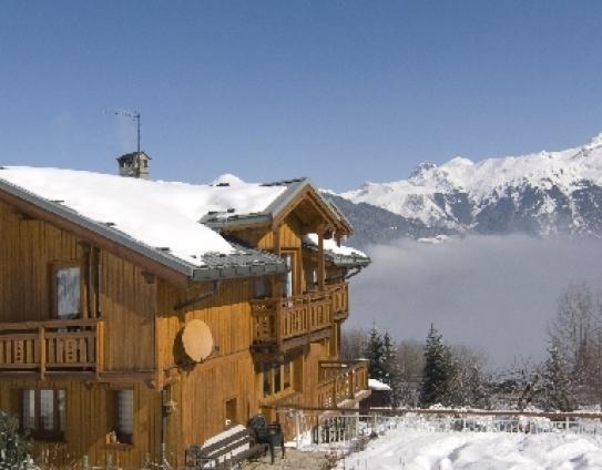 Courchevel ski deals courchevel ski resort accommodation powderbeds - Chalet de pierre courchevel ...