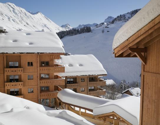Off slope in le grand bornand chinaillon attractions - Office du tourisme le grand bornand village ...