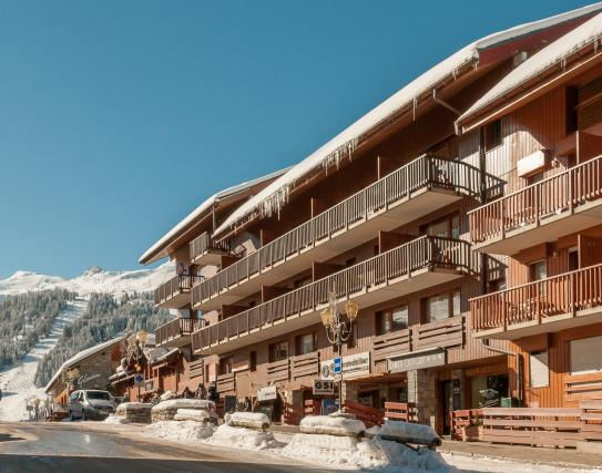 Ski Slopes - Outside - Le Peillon - Meribel