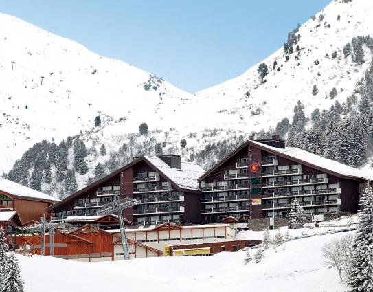 Ski Appartments-Les Bleuets-Meribel-France