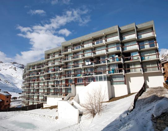 Ski Area - Accomodation - Grande Motte - Tignes