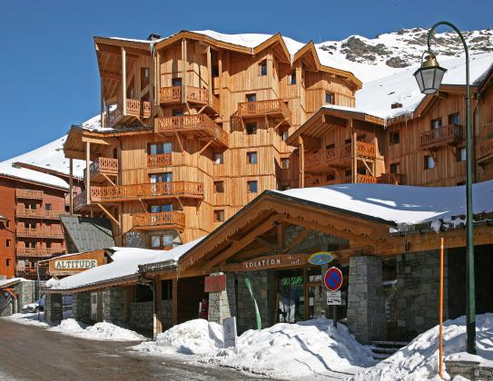 Chalet Altitude - Val Thorens