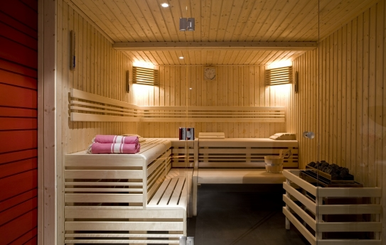 Sauna Hotel Ormelune Val d'Isere