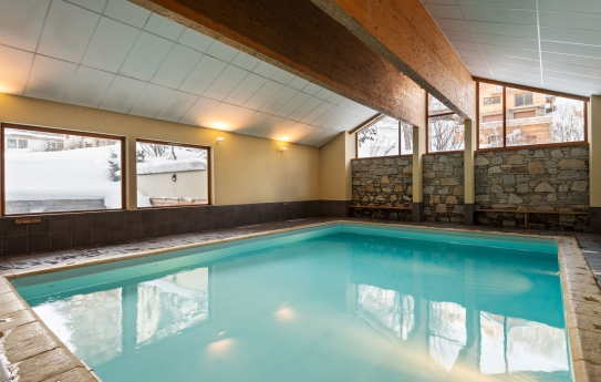Chalet Du Galibier Valloire Swimming Pool