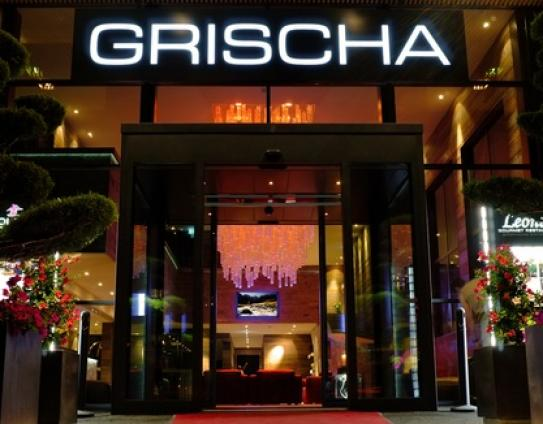 The Entrance of Grischa - DAS Hotel Davos - Switzerland