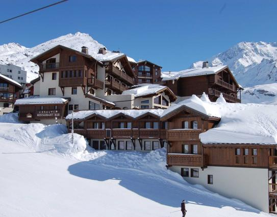 Residence L'Oxalys - Val Thorens - FRance; Copyright: Berenguer