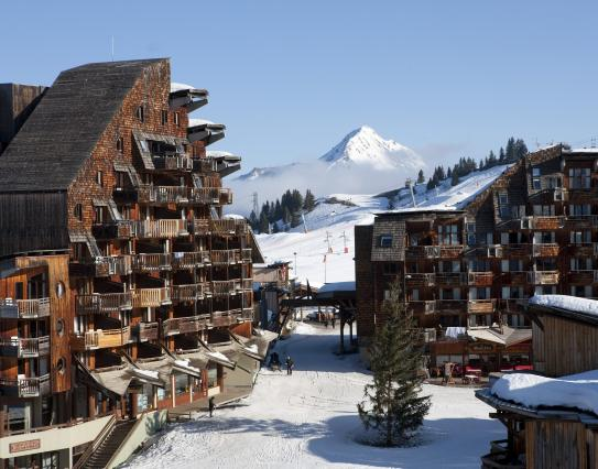 Ski Accommodation- Residence Saskia Falaise -Avoriaz-France