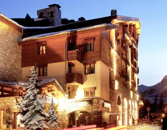Hotel Christiania - Exterior - Val d'Isere