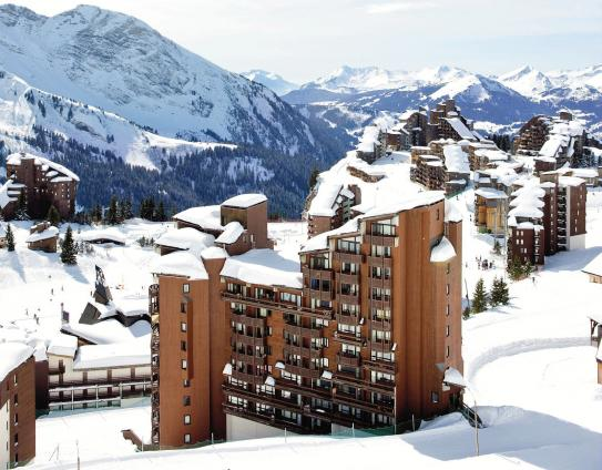 Outside Image-Les Alpages-Avoriaz-France