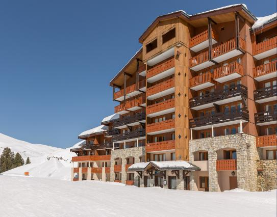Les Constellations - La Plagne; Copyright: Imagera