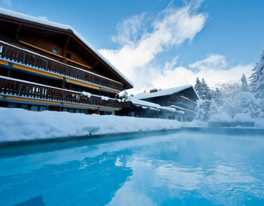 Hotel Alpine Lodge - Gstaad - Switzerland