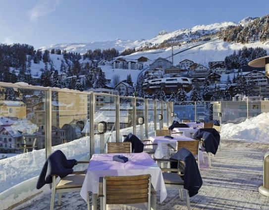 Art Boutique Hotel Monopol - St Moritz - Switzerland
