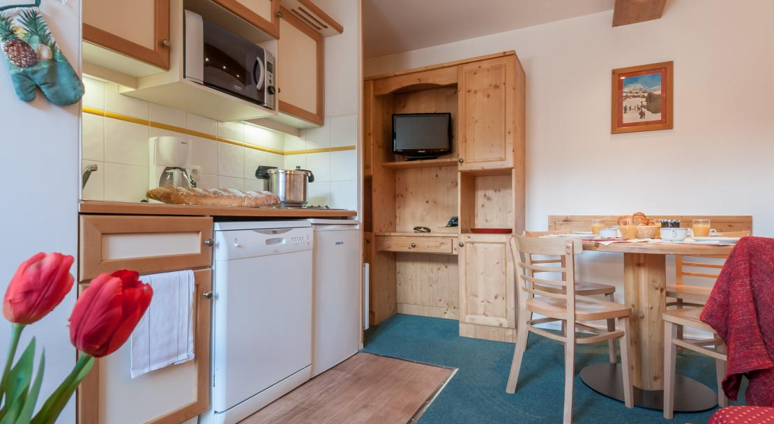 Kitchenette Le Peillon Meribel
